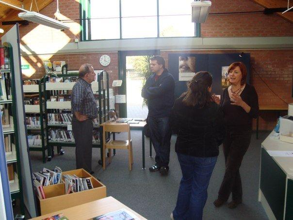 Bibliotheekbezoek Kuurne